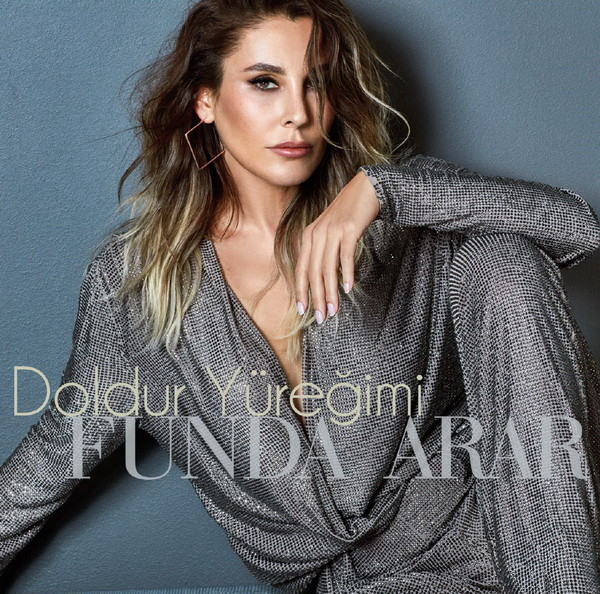 Funda Arar Doldur Yüreğimi 2020 (EP) Flac Full Albüm İndir