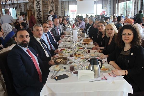 BMMG Anadolu Stratejik Koordinasyon Kurulunun Düzenlemiş Olduğu; Kahvaltılı Etkinlik Büyük İlgi Gördü.