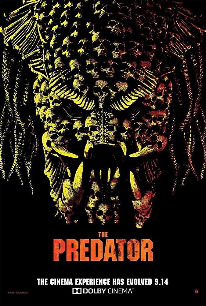 Predator: Avcı Güçlendi – Predator (2018) m1080o DuaL TR-ENG