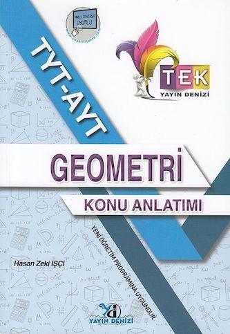 Yayın Denizi TEK Serisi TYT-AYT Geometri Konu Anlatımı Pdf