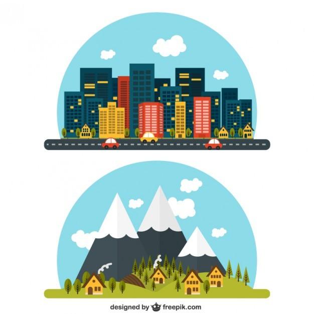 Köy ile Şehir Arasındaki Farklar