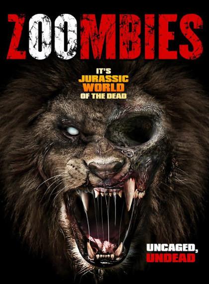 Zombi Hayvanlar – Zoombies 2016 BRRip XviD Türkçe Dublaj indir