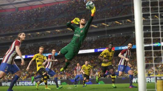 Pro Evolution Soccer - Pes 2018