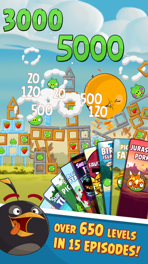 Angry Birds Android Oyun
