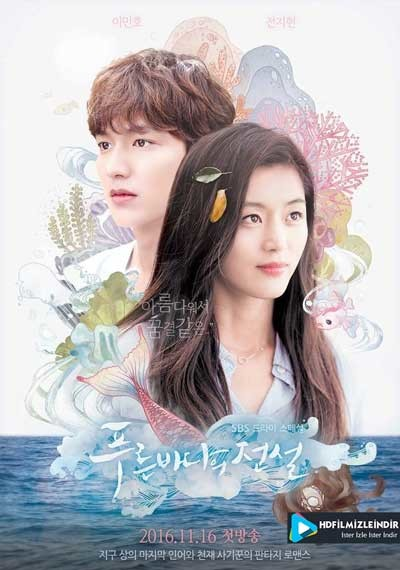 The Legend of the Blue Sea (2016) Tüm Bölümler Hd İzle İndir