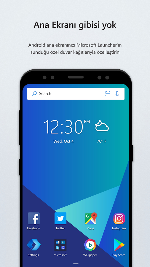 Microsoft Launcher (Preview) Android