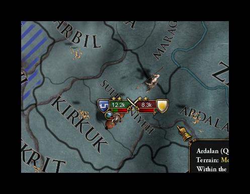 Qara Tatarlar Zafer