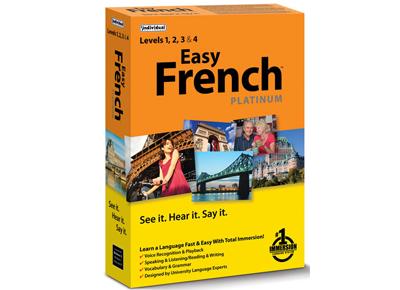 Easy French Platinum Eğitim Seti Full İndir