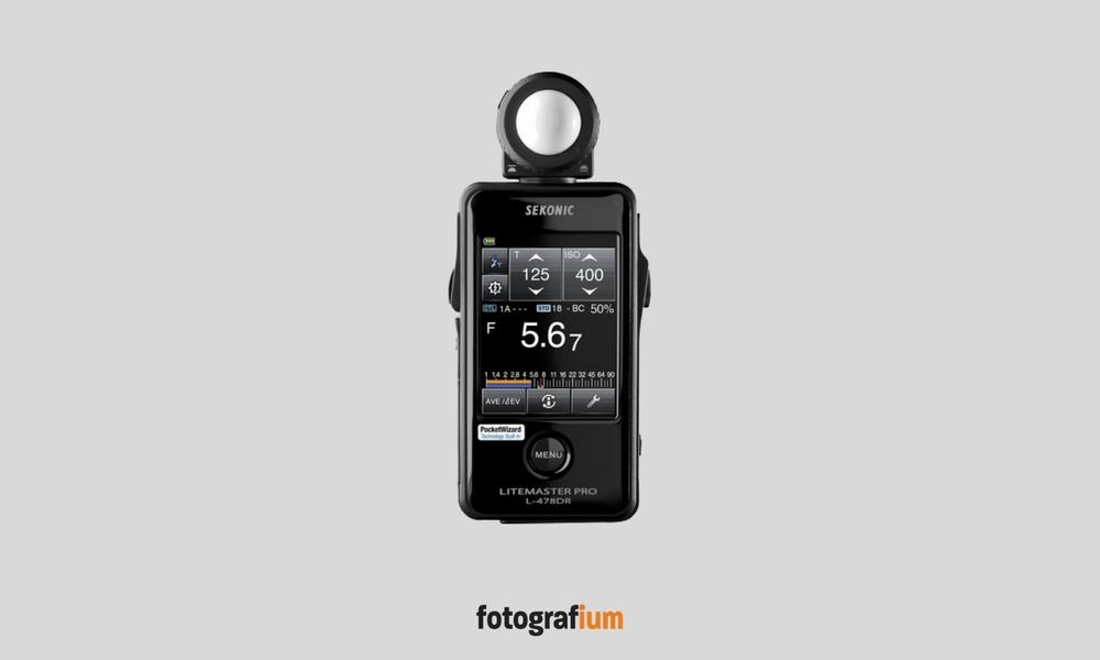 Manzara Işıkölçer Lightmeter