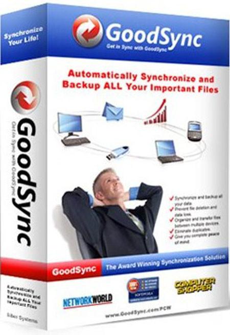 GoodSync Enterprise  Türkçe Full indir