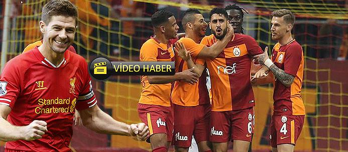 Galatasaraylı yıldıza Gerrard benzetmesi!