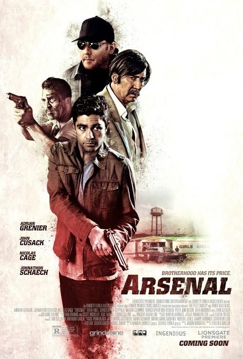 Hesaplaşma - Arsenal 2017 Türkçe Dublaj Film indir