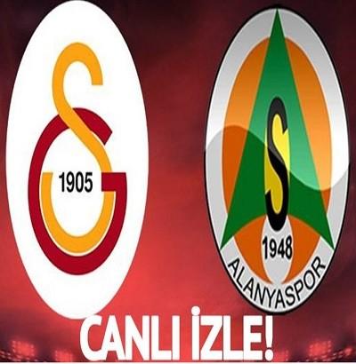 Süper Lig Galatasaray - Alanyaspor (25.11.2017) HDTV 1080p  - okaann27