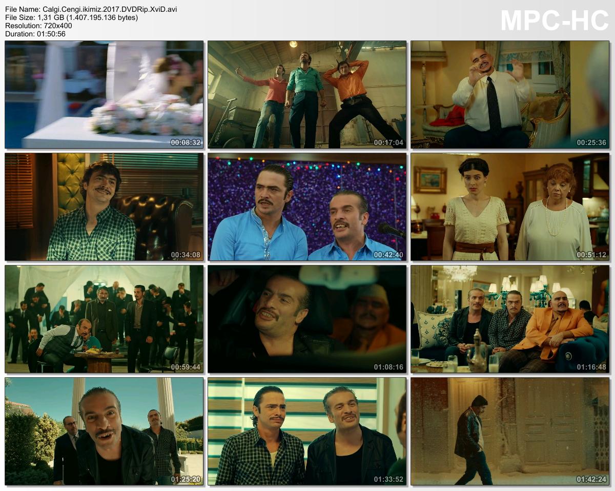Çalgı Çengi İkimiz 2017 Yerli Film DVDRip XviD