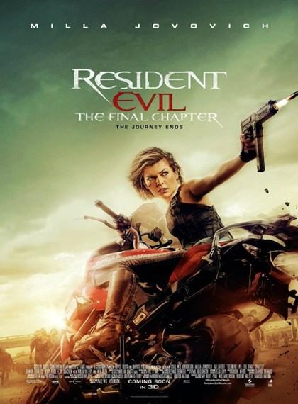 Resident Evil: Son Bölüm - 2017 - BRRip - Türkçe Dublaj Film indir