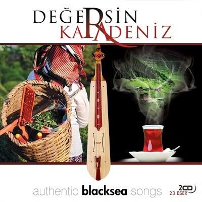Çeşitli Sanatçılar – Değersin Karadeniz (2 CD) (2017)