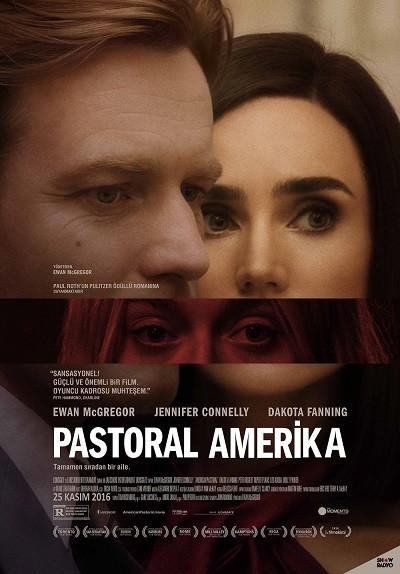 Pastoral Amerika | American Pastoral | 2016 | BRRip XviD | Türkçe Dublaj