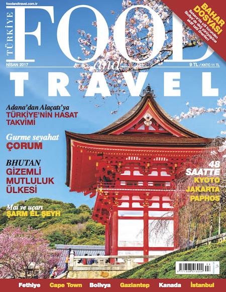 Food and Travel Nisan 2017