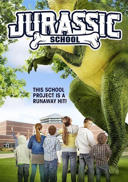 Jurassic Okulu | Jurassic School | 2017 | BRRip XviD | Türkçe Dublaj