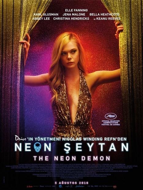 Neon Şeytan | The Neon Demon | 2016 | BRRip XviD | Türkçe Dublaj