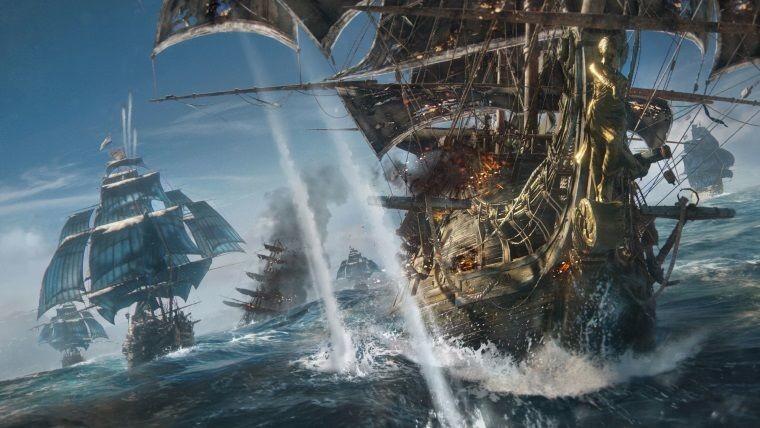Ubisoft, Skull & Bones TV dizisi için hazırlıklara başladı