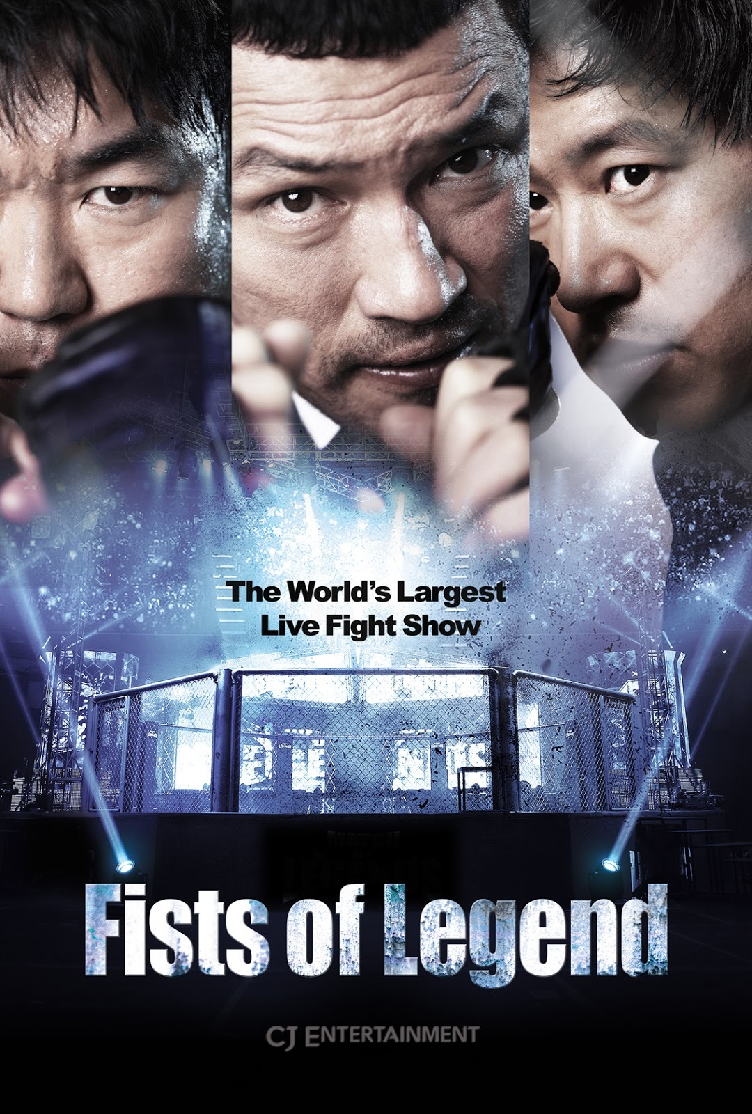 Fists of Legend / Efsane Yumruklar / 2013 / G�ney Kore / Online Film �zle