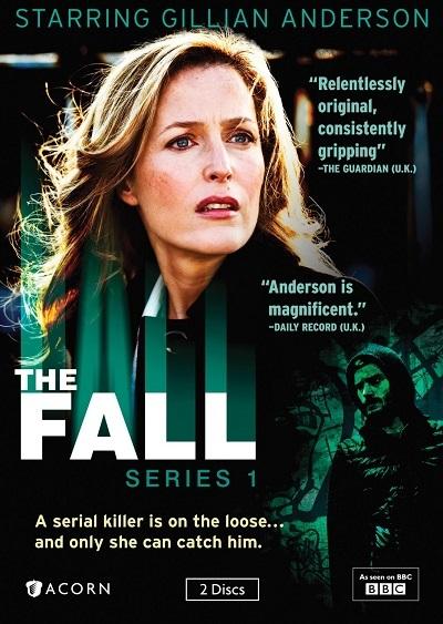 The Fall 1.Sezon Tüm Bölümler ( BRRip XviD ) Türkçe Dublaj Tek Link İndir