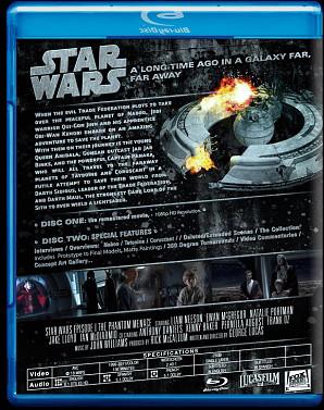 Yıldız Savaşları 1-2-3-4-5-6 Bluray Türkçe Dublaj Boxset Film indir