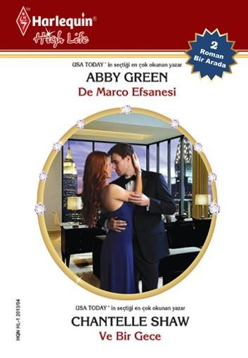 De Marko Efsanesi Abby Green Pdf E-kitap indir