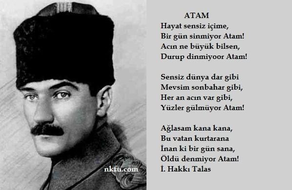 Ataturk Siirler Hızlı Resim