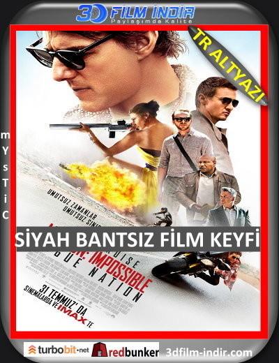 Mission: Impossible – Rogue Nation – Görevimiz Tehlike 5 2015 (ANAMORPHIC Siyah Bantsız HDTV v2 m1080p) Türkçe Altyazılı hd film indir