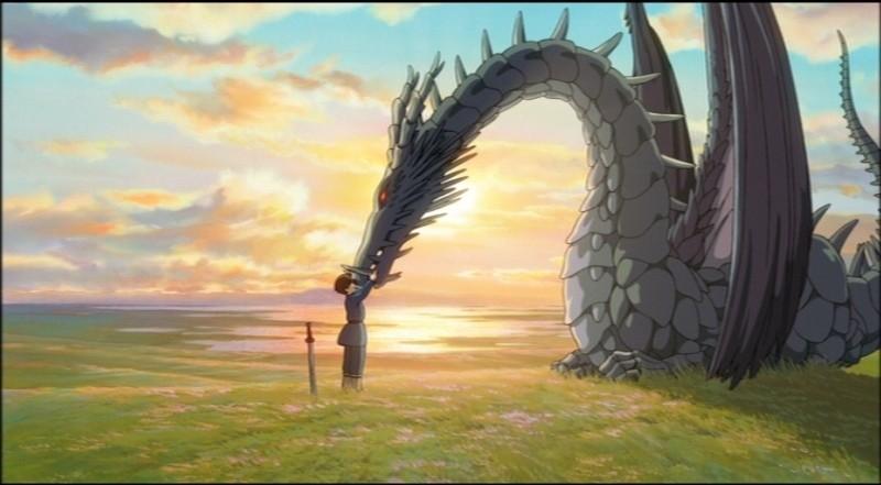 Tales From Earthsea / Yerdeniz Öyküleri / 2006 / Japonya / Online Anime Film İzle / Türkçe Dublaj