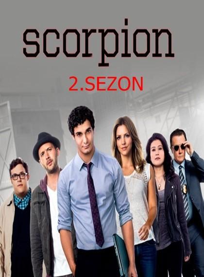 Scorpion 2015 2.Sezon Tüm Bölümler Güncel XviD  720p HDTV Türkçe Altyazı – Tek Link