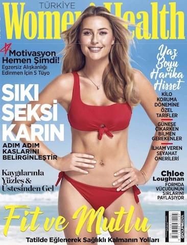 Women's Health Temmuz 2018
