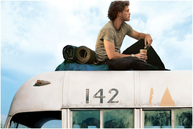 Into The Wild film sahnesi