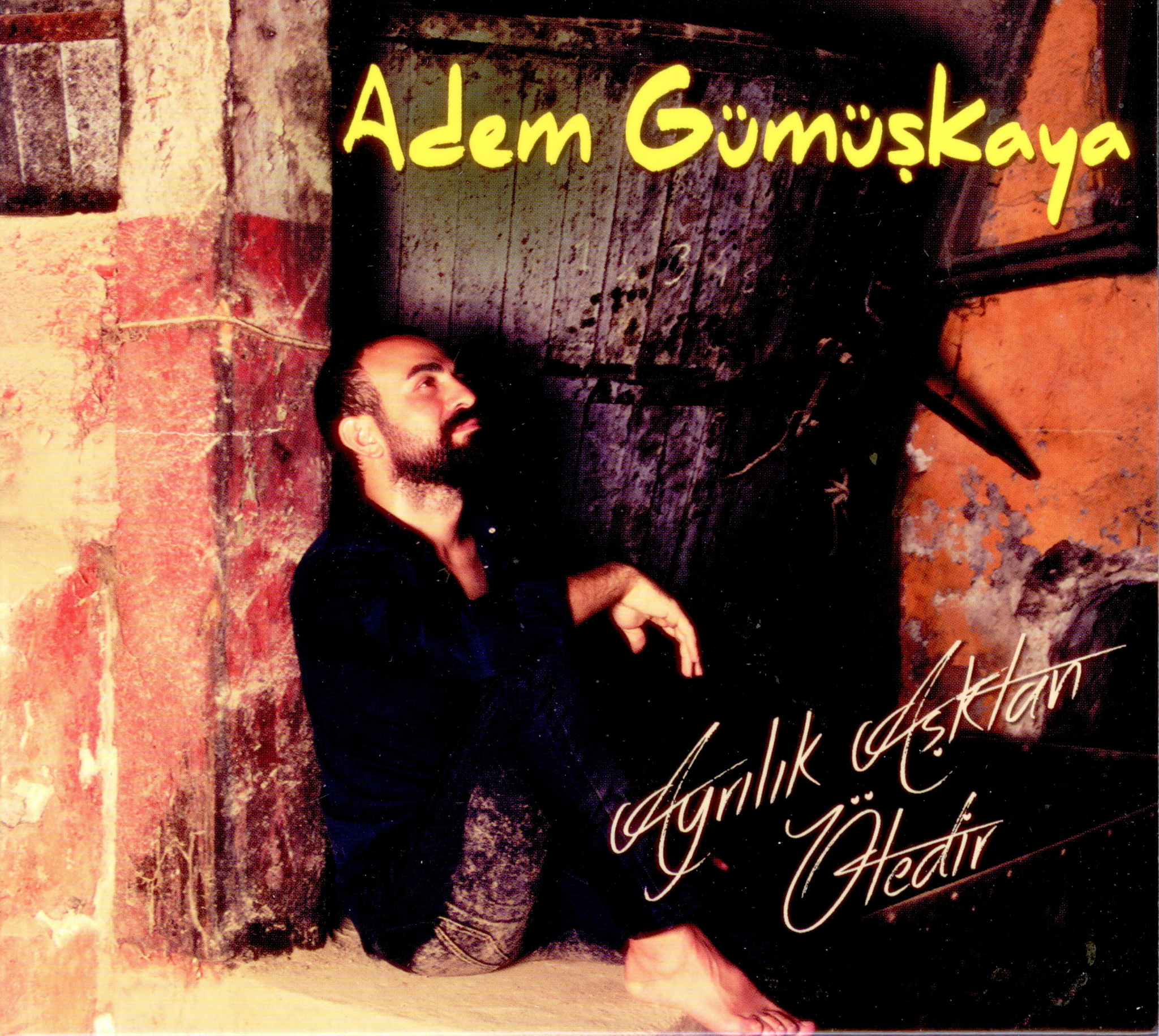 Adem G�m��kaya - Ayr�l�k A�ktan �tedir (2014) Full Alb�m (1411 Kbps) + cover