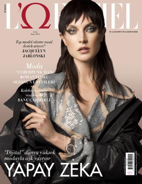 L'Officiel Mayıs 2016 PDF Dergi İndir