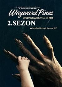 Wayward Pines 2. Sezon  Tüm Bölümler Güncel HDTV – 720p – 1080p – Yabancı Dizi indir