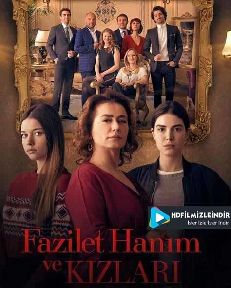 Fazilet Hanım ve Kızları 30.Bölüm İzle İndir Full HD (13 Ocak 2018)