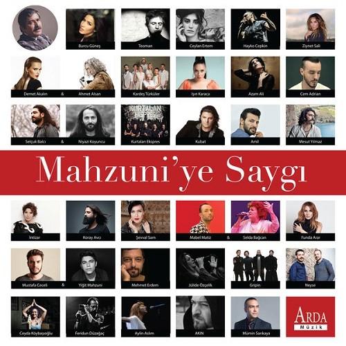 Aşık Mahzuni'ye Saygı Albümü (2017) Full Albüm İndir