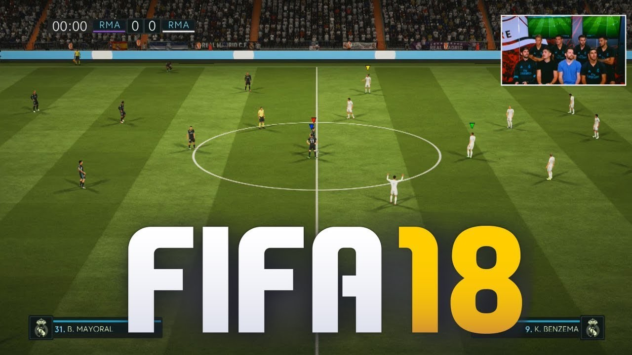 FIFA 18-STEAMPUNKS| Mega.co.nz - Mail.ru , Uptobox Full PC Oyun indir