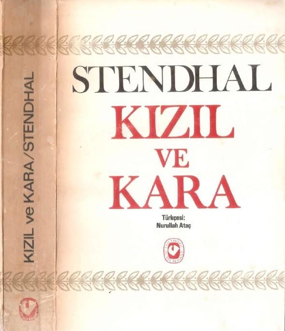 Stendhal Kızıl ve Kara Pdf E-kitap indir