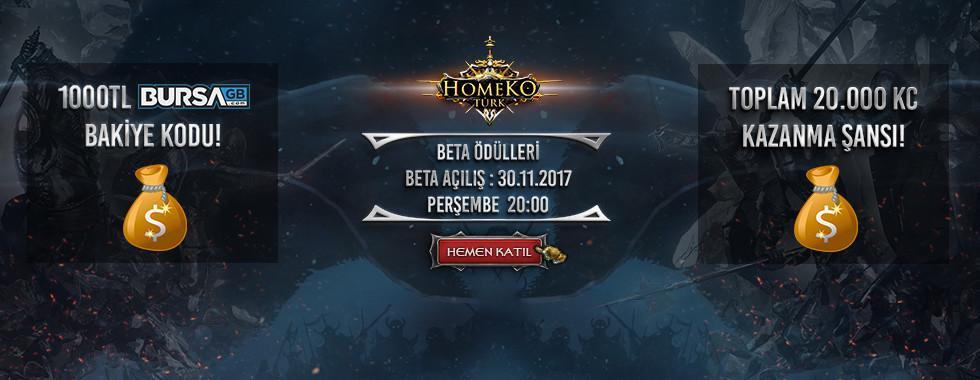 HomekoTurk DEstan BETA Ödülleri