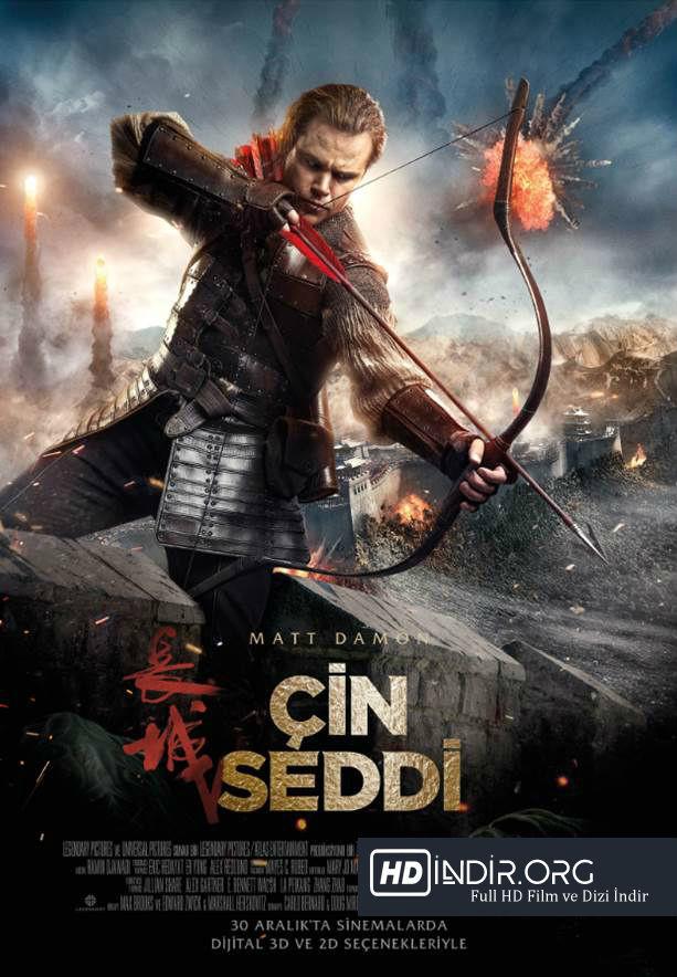 Çin Seddi - The Great Wall (2016) Türkçe Dublaj HD Film indir