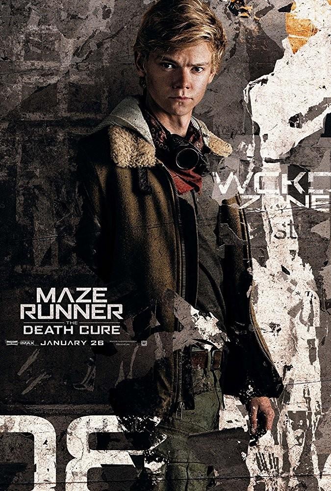 Labirent: Son İsyan – Maze Runner: The Death Cure 2018 TR Altyazı – Fragman