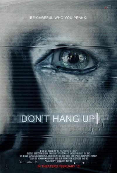 Tehlikeli Arama – Don't Hang Up 2016 BRRip XviD Türkçe Dublaj indir