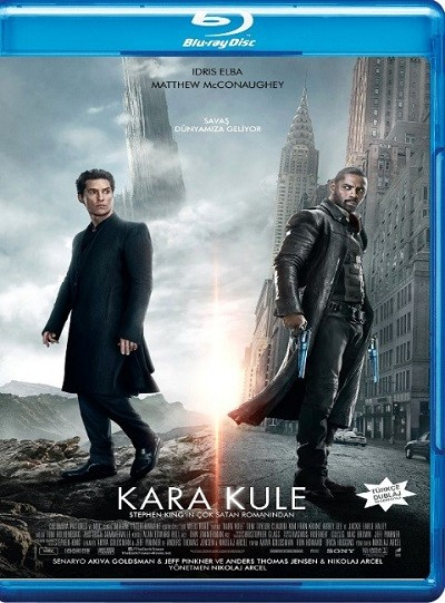 Kara Kule – The Dark Tower 2017 (BluRay 720p-1080p) DuaL TR-ENG indir