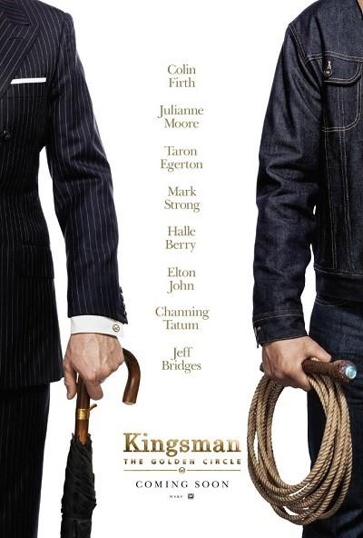Kingsman 2: Altın Çember 2017 HD-720p Türkçe Dublaj indir