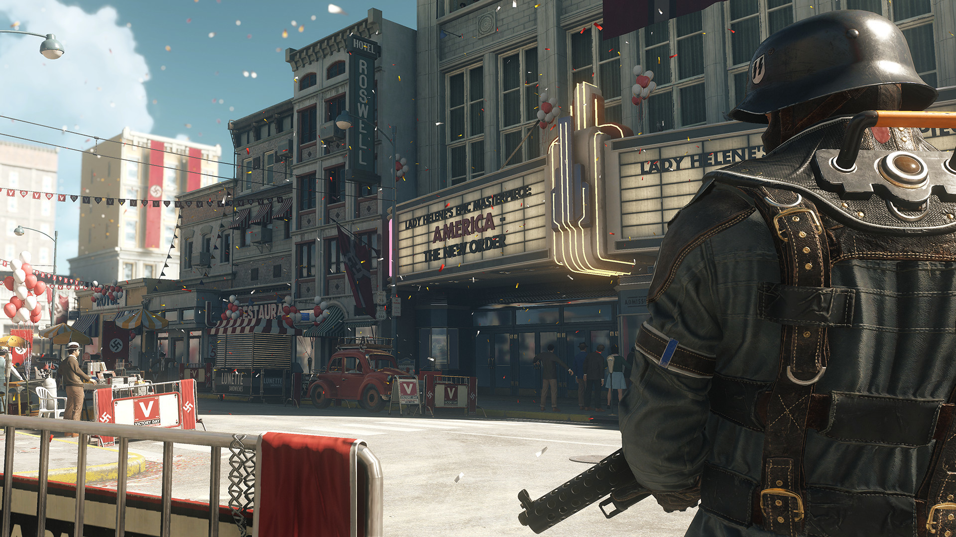 Wolfenstein II: The New Colossus Full