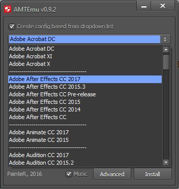 AMT Emulator Adobe Lisanslama Programı 2018Full İndir